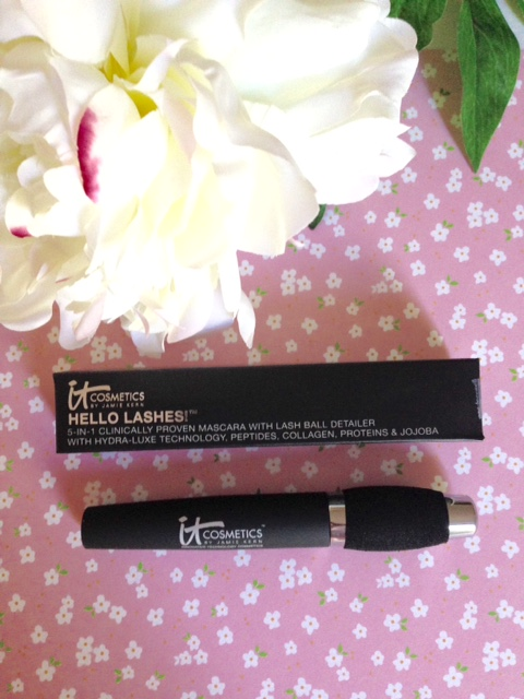 IT Cosmetics Hello Lashes Mascara neversaydiebeauty.com @redAllison