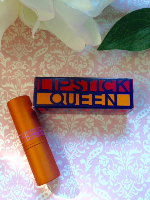 Lipstick Queen Endless Summer Lipstick in Aloha, neversaydiebeauty.com @redAllison