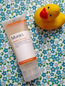 Murad Essential-C Cleanser neversaydiebeauty.com @redAllison