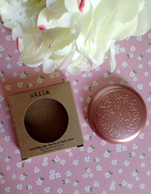Stila Convertible Color blush/lip color neversaydiebeauty.com @redAllison