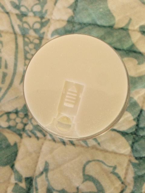 jar top Tatcha Rice Enzyme Powder