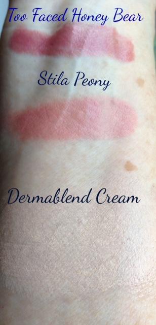 Ulta Beauty 21 Days of Beauty makeup swatches neversaydiebeauty.com @redAllison