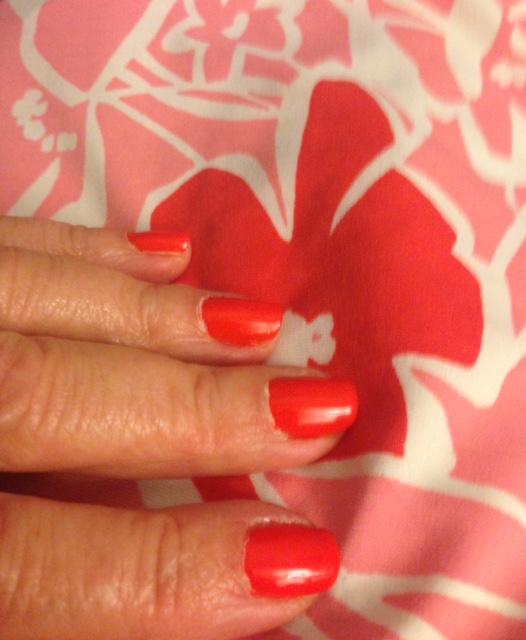 butterLONDON Statement Piece limited edition nail lacquer, swatch, neversaydiebeauty.com, @redAllison