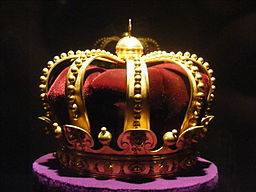 crown, Crown of King Ferdinand