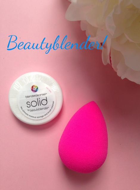 Beautyblender Blendercleanser Solid mini neversaydiebeauty.com @redAllison