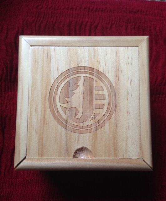 Jord Wood Watch presentation box neversaydiebeauty.com @redAllison