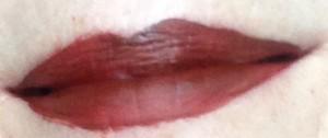 Milani Amore-Matte Lip Creme Crush swatch neversaydiebeauty.com @redAllison