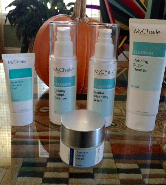 MyChelle skincare products neversaydiebeauty.com @redAllison