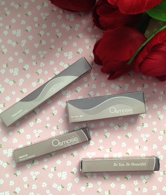 Osmosis Colour makeup packaging neversaydiebeauty.com @redAllison