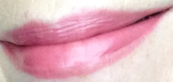 Rose Stiletto lip swatch YSL Rouge Pur Couture Lipstick neversaydiebeauty.com @redAllison