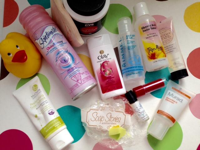 empty cosmetics neversaydiebeauty.com @redAllison