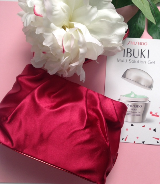 Shiseido IBUKI Multi-Solution Gel neversaydiebeauty.com @redAllison