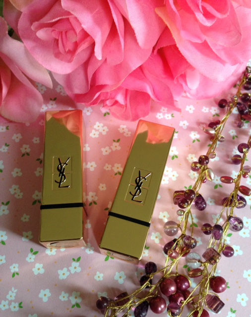 YSL Rouge Pur Couture lipstick tubes neversaydiebeauty.com @redAllison