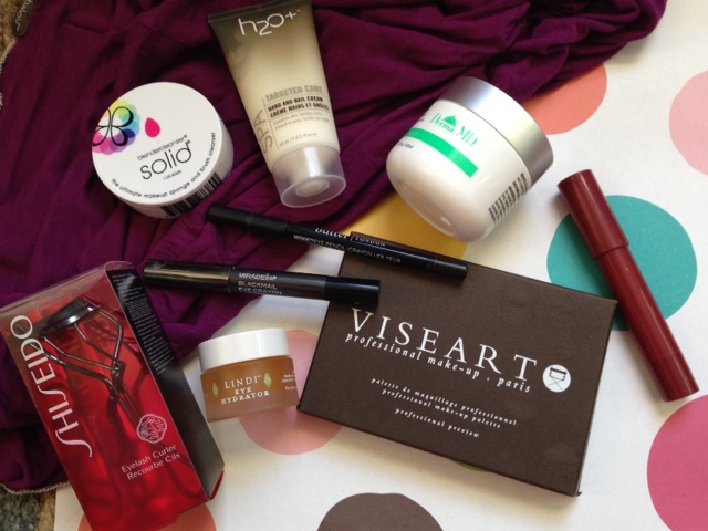 beauty products I'm thankful for neversaydiebeauty.com @redAllison