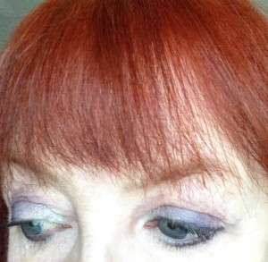 EOTD eye of the day cool-toned makeup neversaydiebeauty.com