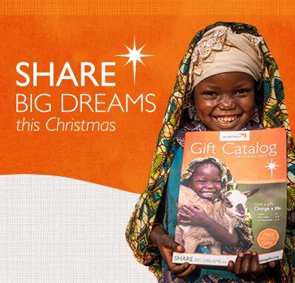 World Vision Gift Catalog neversaydiebeauty.com @redAllison