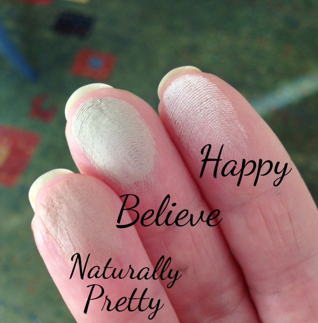 IT Cosmetics Naturally Pretty Must-Haves eyeshadow palette light shades swatches neversaydiebeauty.com @redAllison