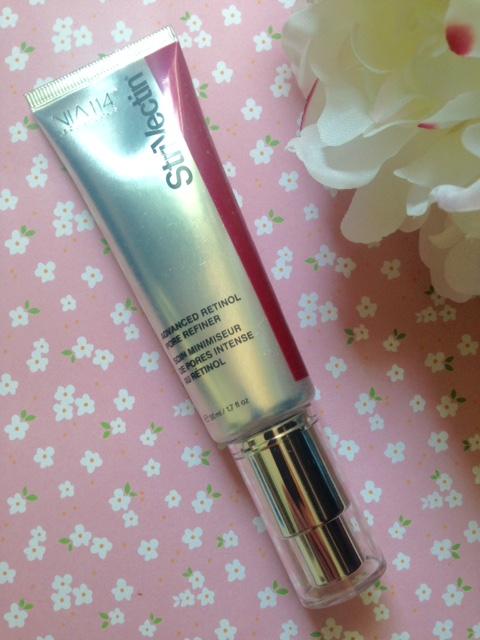 StriVectin Advanced Retinol Pore Refiner tube neversaydiebeauty.com @redAllison