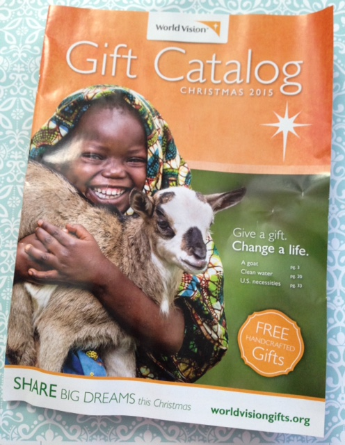 World Vision Gift Catalog neversaydiebeauty.com