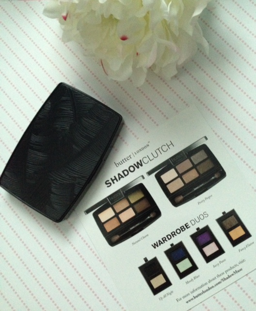 butterLONDON Shadow Clutch & Wardrobe Duos eyeshadows neversaydiebeauty.com @redAllison