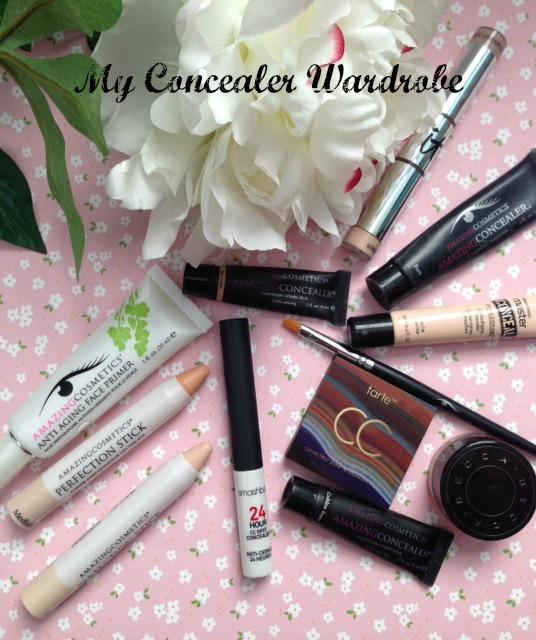concealers neversaydiebeauty.com @redAllison
