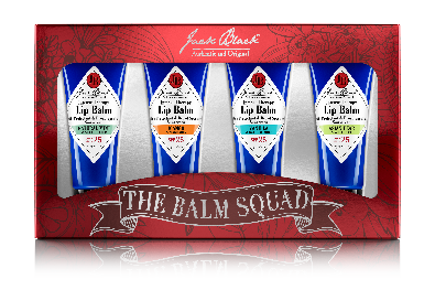 Jack Black The Balm Squad Lip Balms neversaydiebeauty.com @redAllison