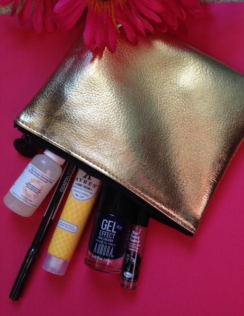 ipsy Alter Ego November 2015 bag & contents neversaydiebauty.com @redAllison