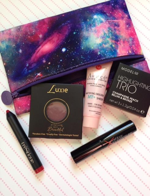 ipsy bag contents Beauty Blast November 2015 neversaydiebeauty.com @redAllison