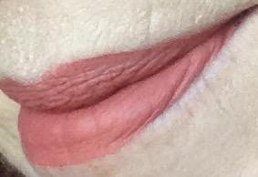 theBalm Meet Matt(e) Hughes liquid lipstick , shade Committed neversaydiebeauty.com @redAllison