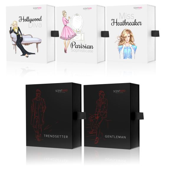 Scentbird perfume subscription holiday gift sets neversaydiebeauty.com @redAllison