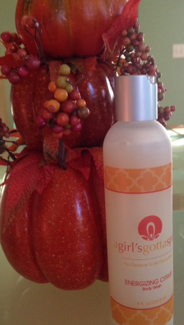 A Girl's Gotta Spa Energizing Citrus Body Wash, natural, vegan & cruelty-free neversaydiebeauty.com @redAllison