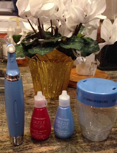 Connoisseurs Dazzle Stick Dazzle Drops cleaning cup neversaydiebeauty.com @redAllison