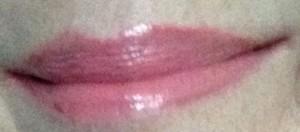 """Lipstick Queen Vesuvius Liquid Lips """"Candy"""" swatch neversaydiebeauty.com @redAllison"""