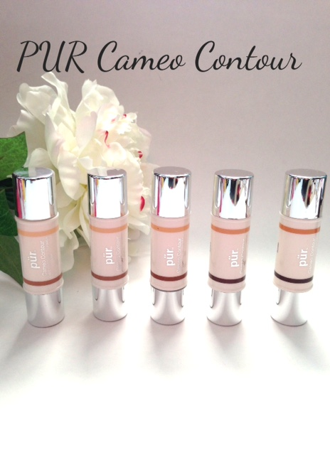 PUR Cameo Contour shades neversaydiebeauty.com @redAllison