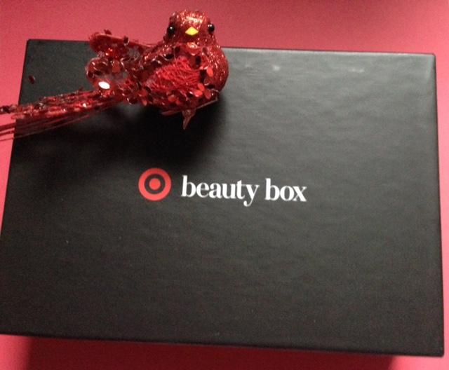 Target Style Beauty Box neversaydiebeauty.com @redAllison