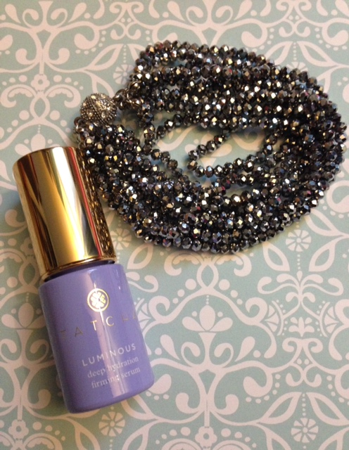 Tatcha Luminous Deep Hydration Firming Serum neversaydiebeauty.com @redAllison