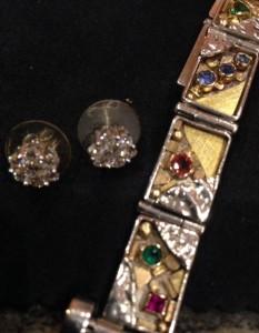 gold, precious stones and diamond jewelry neversaydiebeauty.com