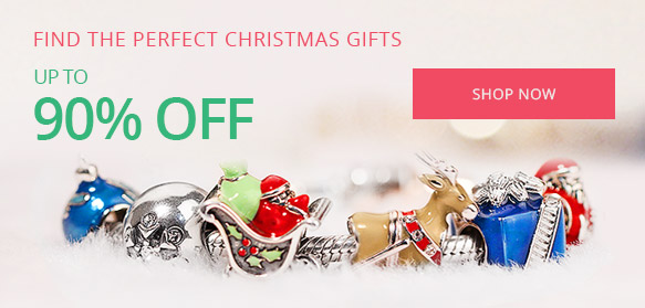 Soufeel charms including Christmas holiday charms on sale