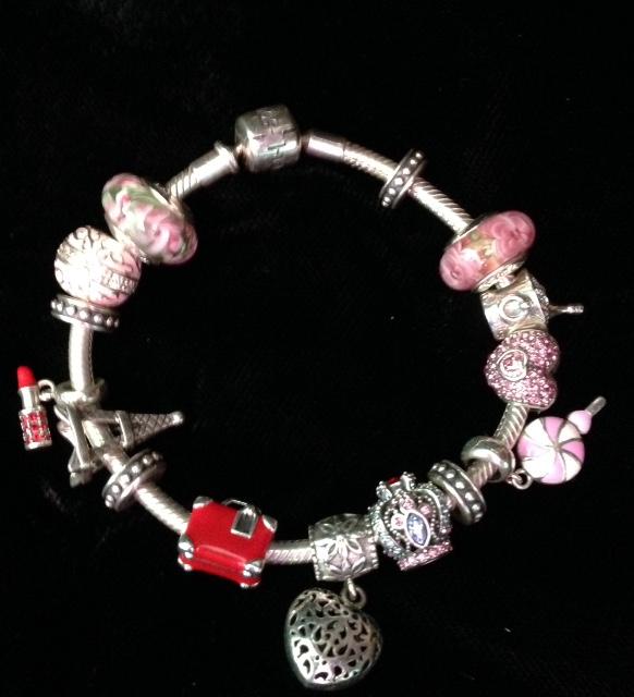 first Soufeel charm bracelet neversaydiebeauty.com @redAllison