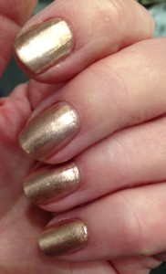 nails wearing Formula X Nail Color in Revved Up neversaydiebeauty.com @redAllison
