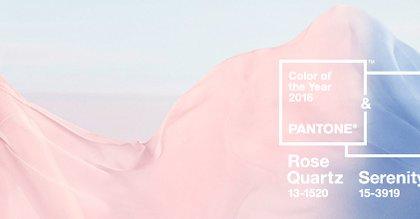Pantone Colors of 2016 Rose Quartz & Serenity neversaydiebeauty.com @redAllison