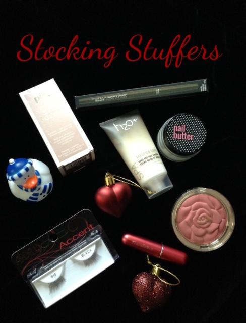 stocking stuffer ideas neversaydiebeauty.com @redAllison