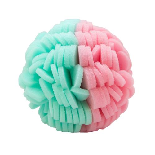 ViaBuff Body Exfoliator sponge combination of Levels 2 and 3 neversaydiebeauty.com @redAllison