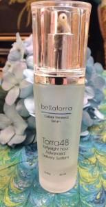 Bellatora Cellular Renewal Serum, a luxury anti-aging serum neversaydiebeauty.com @redAllison