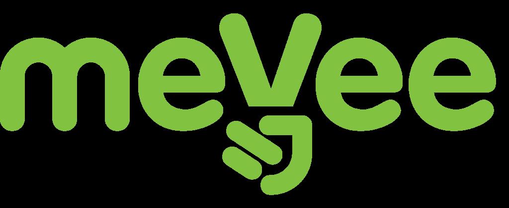 MeVee green logo neversaydiebeauty.com @redAllison
