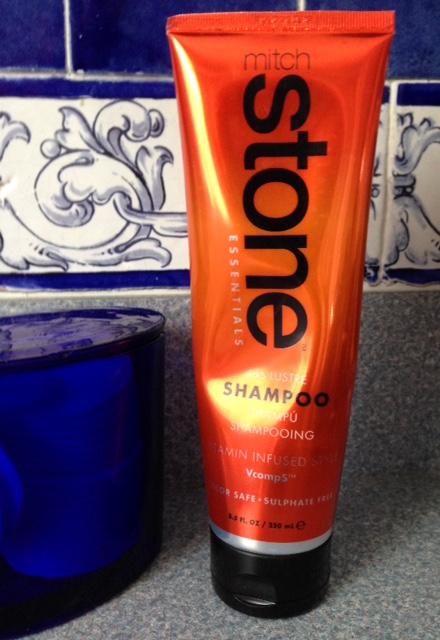 Mitch Stone 456 Lustre Shampoo neversaydiebeauty.com @redAllison