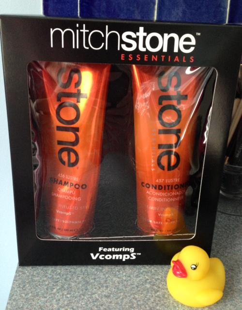 Mitch Stone Essentials Lustre Shampoo & Conditioner neversaydiebeauty.com @redAllison