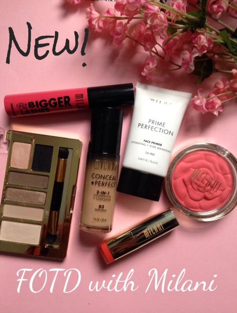 new makeup, Milani neversaydiebeauty.com @redAllison