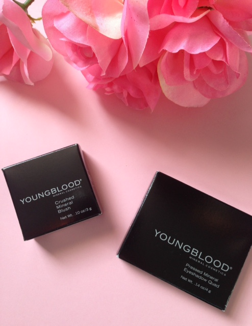 Youngblood blush and eyeshadow outer packaging neversaydiebeauty.com @redAllison