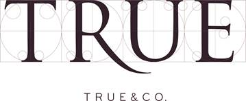 True & Co. logo neversaydiebeauty.com
